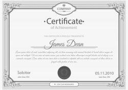 Certificate: James Dean